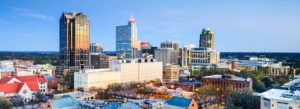 Header - About Us Raleigh Skyline